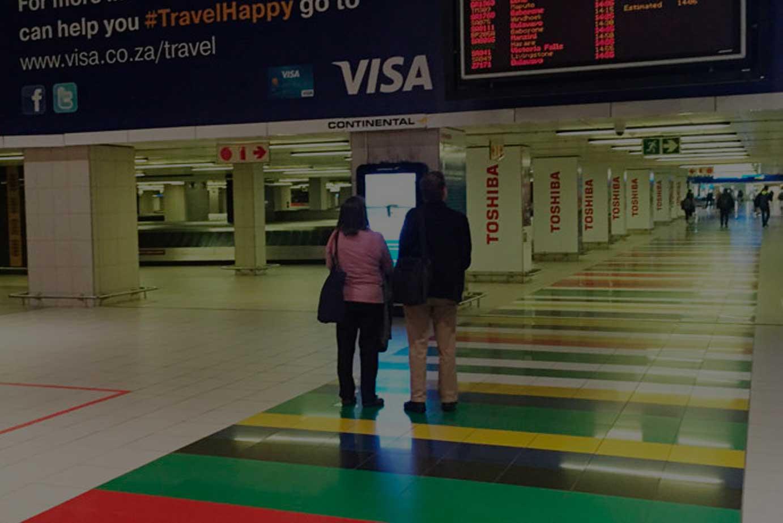 Aumenta demanda de voos na África, mas africanos ainda viajam pouco de avião