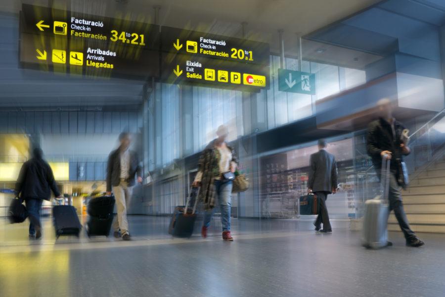 Cresce número de viajantes preocupados com segurança pessoal